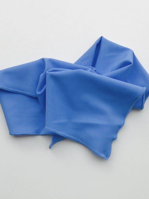pañol azul